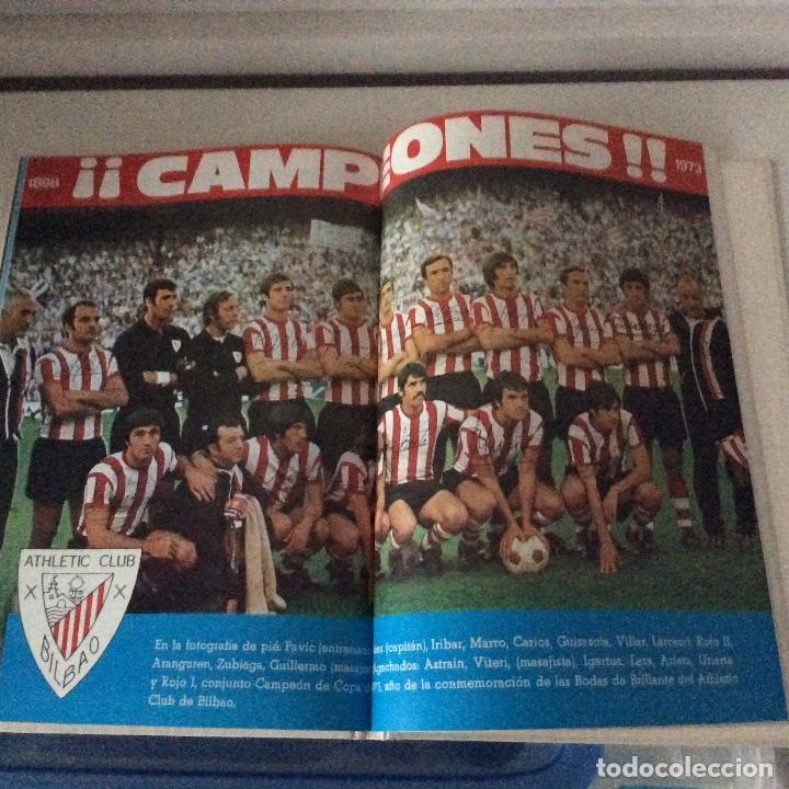 Coleccionismo deportivo: Megalote Athletic Club de Bilbao 14 lotes sobre el Athletic - Foto 8 - 194401790