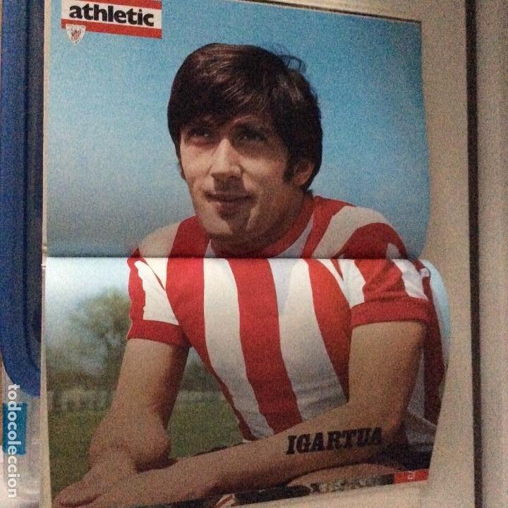 Coleccionismo deportivo: Megalote Athletic Club de Bilbao 14 lotes sobre el Athletic - Foto 9 - 194401790