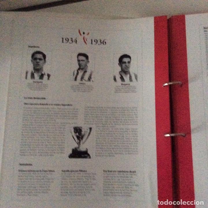 Coleccionismo deportivo: Megalote Athletic Club de Bilbao 14 lotes sobre el Athletic - Foto 14 - 194401790
