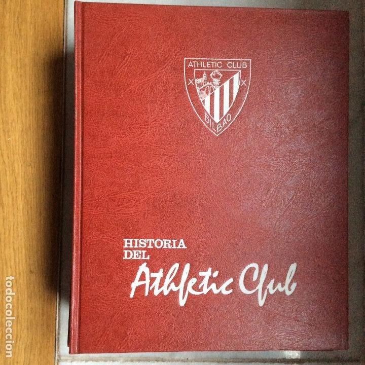 Coleccionismo deportivo: Megalote Athletic Club de Bilbao 14 lotes sobre el Athletic - Foto 17 - 194401790