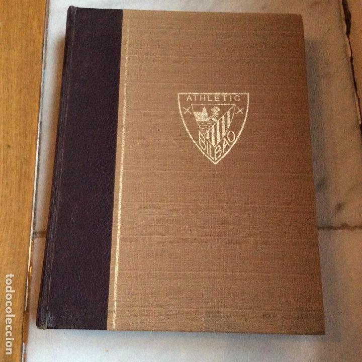 Coleccionismo deportivo: Megalote Athletic Club de Bilbao 14 lotes sobre el Athletic - Foto 19 - 194401790