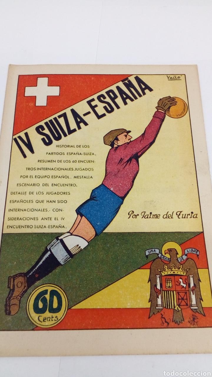 MINI LIBRO DE FUTBOL 1940 (Coleccionismo Deportivo - Libros de Fútbol)