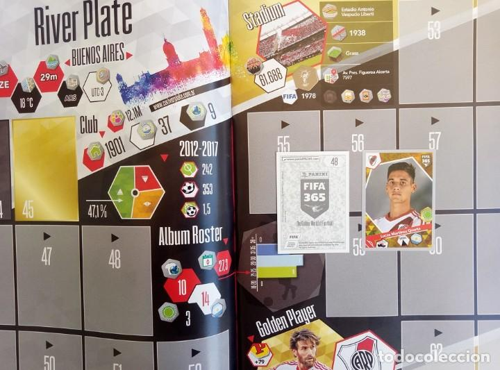 Coleccionismo deportivo: ALBUM PANINI. - FIFA 365 2018 - Set + Album - Foto 4 - 212838695