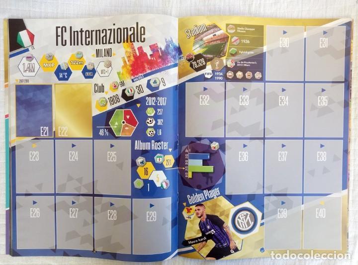Coleccionismo deportivo: ALBUM PANINI. - FIFA 365 2018 - Set + Album - Foto 5 - 212838695