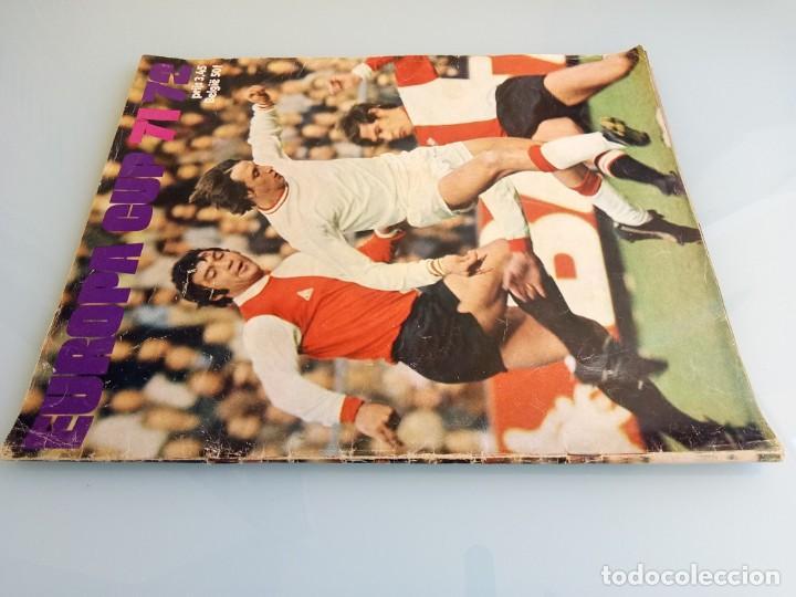Coleccionismo deportivo: AMSTERDAM BOEK. - EUROPA CUP 71-72 - - Foto 3 - 195027913