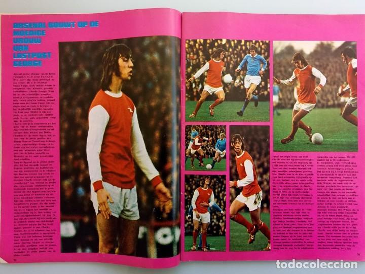 Coleccionismo deportivo: AMSTERDAM BOEK. - EUROPA CUP 71-72 - - Foto 5 - 195027913