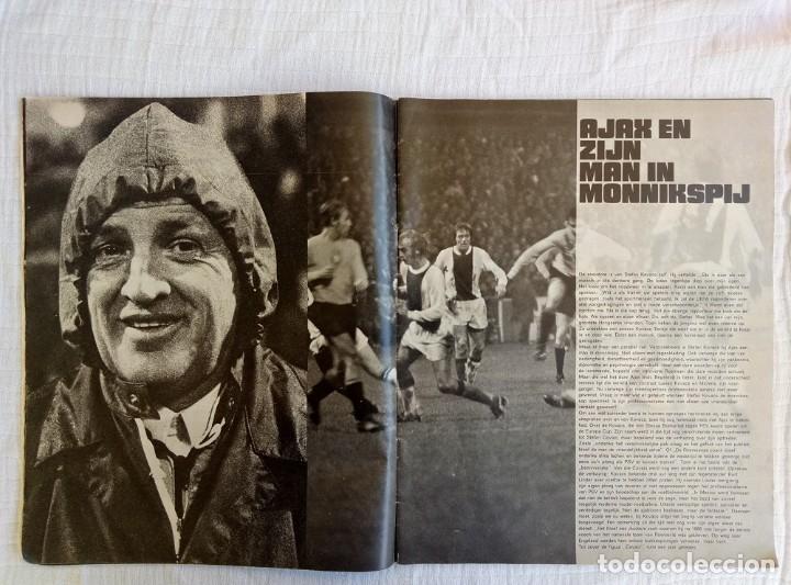 Coleccionismo deportivo: AMSTERDAM BOEK. - EUROPA CUP 71-72 - - Foto 6 - 195027913