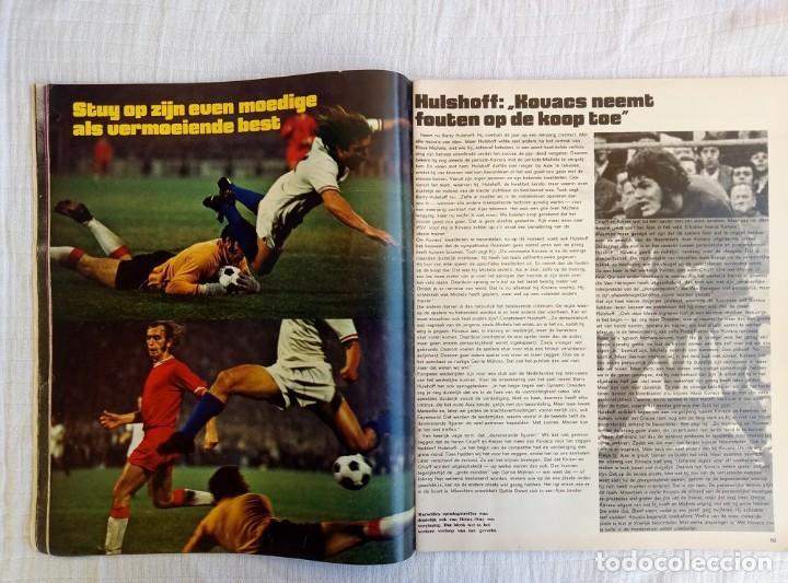 Coleccionismo deportivo: AMSTERDAM BOEK. - EUROPA CUP 71-72 - - Foto 7 - 195027913