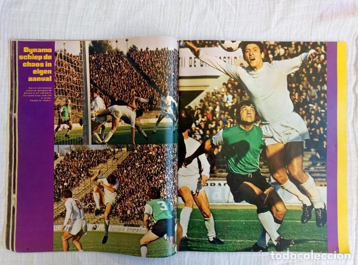 Coleccionismo deportivo: AMSTERDAM BOEK. - EUROPA CUP 71-72 - - Foto 8 - 195027913