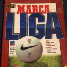 Coleccionismo deportivo: GUÍA MARCA - LIGA LFP 1996-97. 244 PÁGINAS. MUY BUEN ESTADO.. Lote 195034557