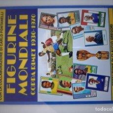 Coleccionismo deportivo: FIGURINES MONDIALI. Lote 195095306