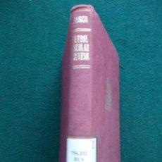 Coleccionismo deportivo: FÚTBOL ESCOLAR Y JUVENIL WILHELM BUSCH. Lote 195175987