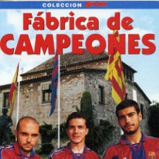 Coleccionismo deportivo: FABRICA DE CAMPEONES. Lote 195327921