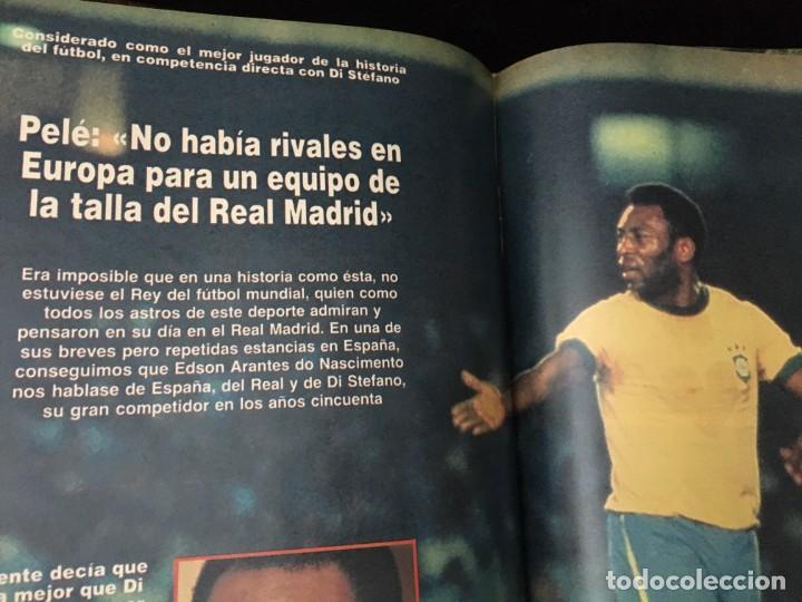 Coleccionismo deportivo: Historia viva del Real Madrid ( 1902-1987 ). Coleccionable ABC completo y encuadernado - Foto 11 - 195353321
