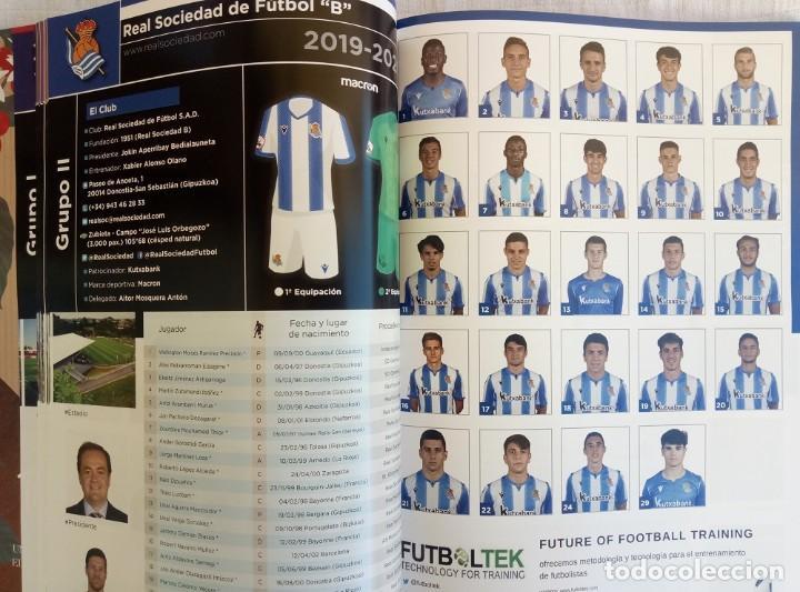 Coleccionismo deportivo: LA GUIA DE 2ªB. - LIGA 2019-2020 - - Foto 2 - 195360795