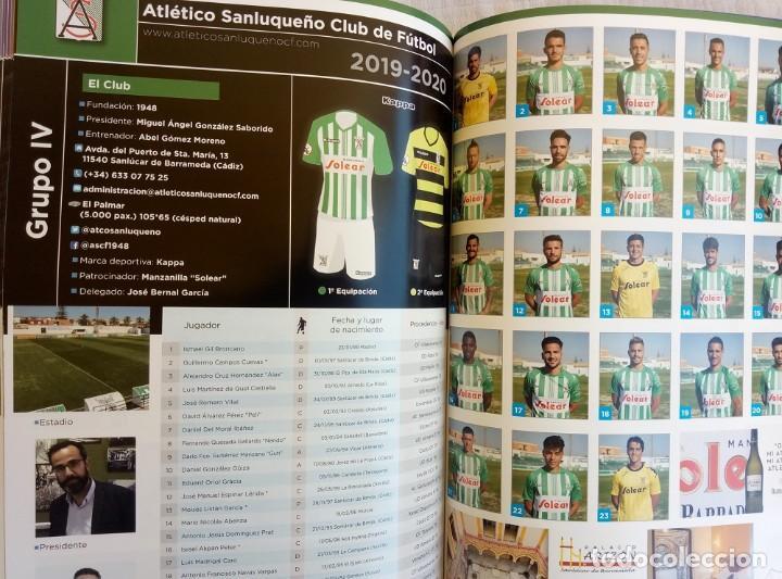 Coleccionismo deportivo: LA GUIA DE 2ªB. - LIGA 2019-2020 - - Foto 5 - 195360795
