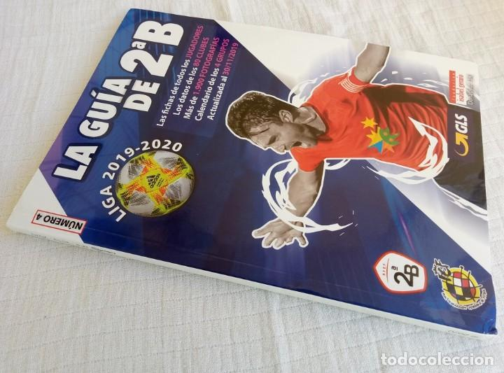 Coleccionismo deportivo: LA GUIA DE 2ªB. - LIGA 2019-2020 - - Foto 7 - 195360795