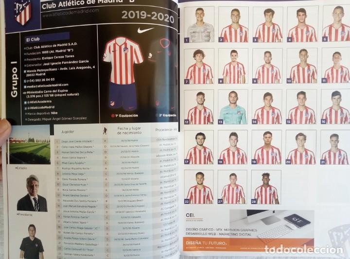 Coleccionismo deportivo: LA GUIA DE 2ªB. - LIGA 2019-2020 - - Foto 9 - 195360795