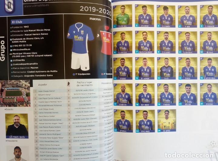 Coleccionismo deportivo: LA GUIA DE 2ªB. - LIGA 2019-2020 - - Foto 10 - 195360795