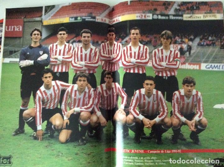 Coleccionismo deportivo: Megalote Athletic Club de Bilbao 14 lotes sobre el Athletic - Foto 24 - 194401790