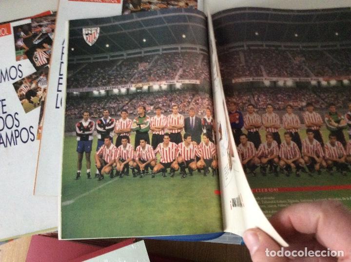 Coleccionismo deportivo: Megalote Athletic Club de Bilbao 14 lotes sobre el Athletic - Foto 25 - 194401790
