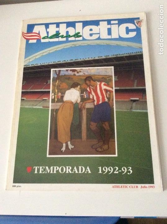 Coleccionismo deportivo: Megalote Athletic Club de Bilbao 14 lotes sobre el Athletic - Foto 26 - 194401790