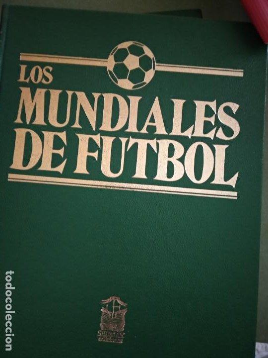 Coleccionismo deportivo: LOS MUNDIALES DE FÚTBOL COMPLETA TOMO 2. EDITORIAL SEDMAY - Foto 2 - 195477917