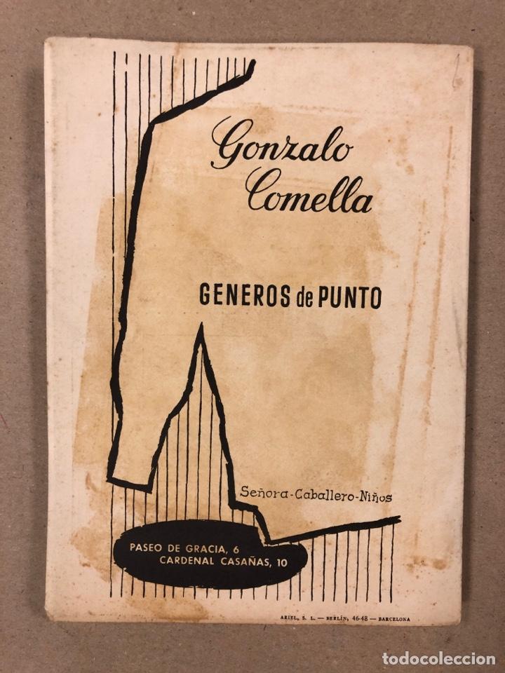 Coleccionismo deportivo: HOMENAJE DE CATALUÑA, ANDORRA Y PIRINEOS ORIENTALES AL CLUB DE FÚTBOL BARCELONA 1960. - Foto 11 - 195976205