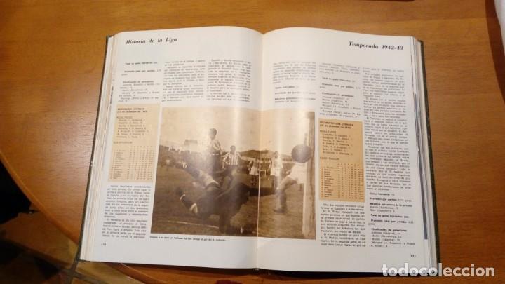 Coleccionismo deportivo: Historia del Campeonato Nacional de Liga 2 Tomos de 1928-1970 Editorial EFSA 1969 libro - Foto 4 - 196320365