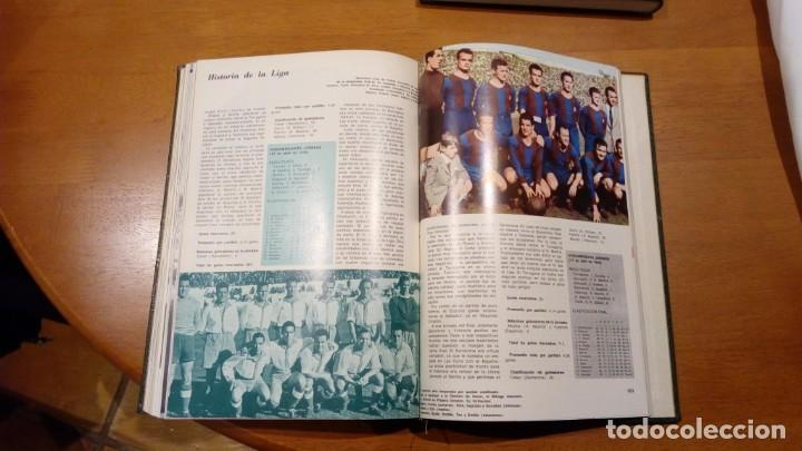 Coleccionismo deportivo: Historia del Campeonato Nacional de Liga 2 Tomos de 1928-1970 Editorial EFSA 1969 libro - Foto 5 - 196320365