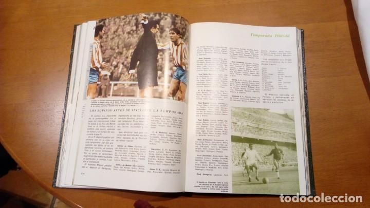 Coleccionismo deportivo: Historia del Campeonato Nacional de Liga 2 Tomos de 1928-1970 Editorial EFSA 1969 libro - Foto 6 - 196320365