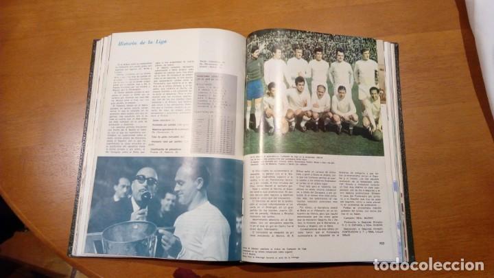 Coleccionismo deportivo: Historia del Campeonato Nacional de Liga 2 Tomos de 1928-1970 Editorial EFSA 1969 libro - Foto 7 - 196320365