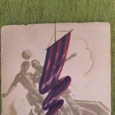 Coleccionismo deportivo: LIBRO 50 AÑOS DEL C.F. BARCELONA. BODAS DE ORO DEL FÚTBOL CLUB BARCELONA. Lote 197786378