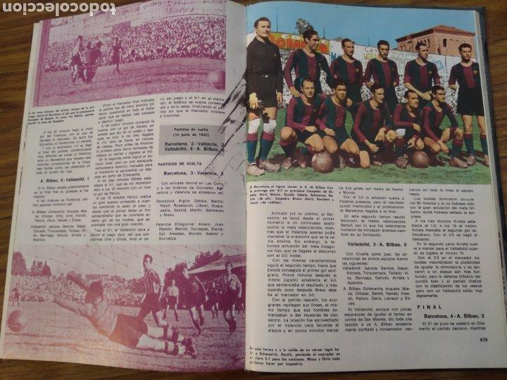 Coleccionismo deportivo: Historia del campeonato nacional de Copa 1900 1945 - 1945 1970 obra completa - Foto 2 - 198971851