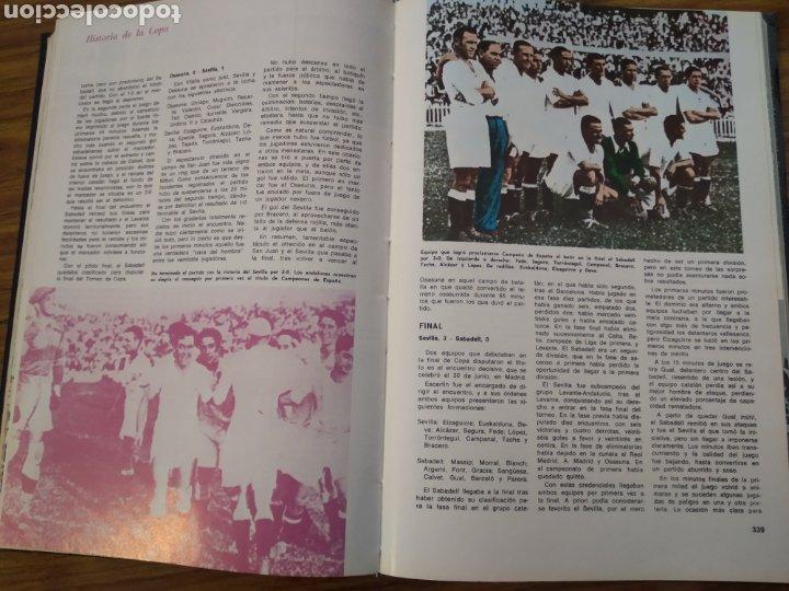 Coleccionismo deportivo: Historia del campeonato nacional de Copa 1900 1945 - 1945 1970 obra completa - Foto 4 - 198971851