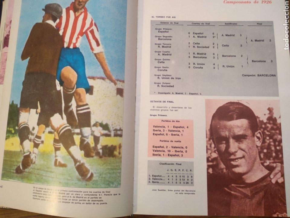 Coleccionismo deportivo: Historia del campeonato nacional de Copa 1900 1945 - 1945 1970 obra completa - Foto 8 - 198971851