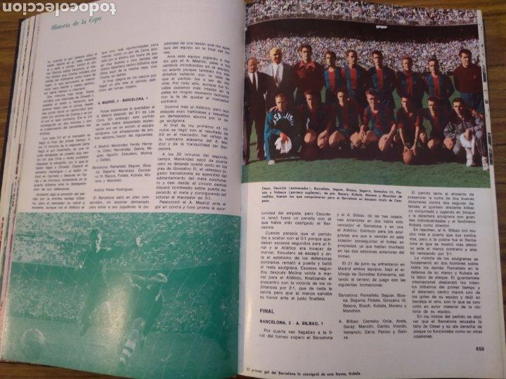 Coleccionismo deportivo: Historia del campeonato nacional de Copa 1900 1945 - 1945 1970 obra completa - Foto 9 - 198971851