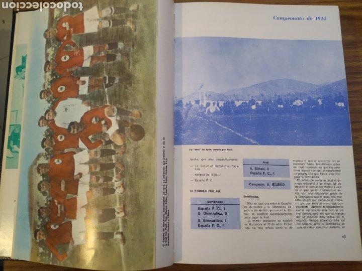 Coleccionismo deportivo: Historia del campeonato nacional de Copa 1900 1945 - 1945 1970 obra completa - Foto 12 - 198971851