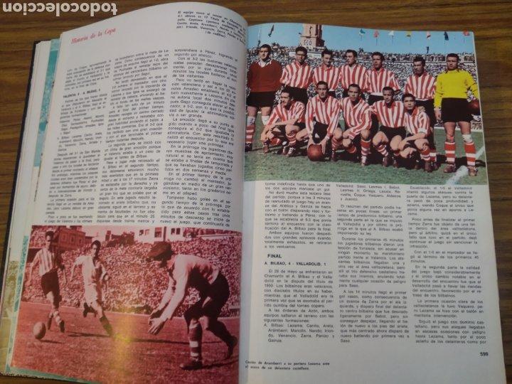 Coleccionismo deportivo: Historia del campeonato nacional de Copa 1900 1945 - 1945 1970 obra completa - Foto 13 - 198971851