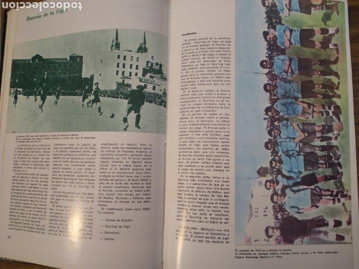 Coleccionismo deportivo: Historia del campeonato nacional de Copa 1900 1945 - 1945 1970 obra completa - Foto 14 - 198971851