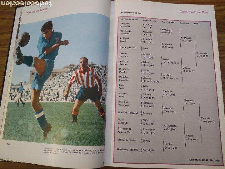 Coleccionismo deportivo: Historia del campeonato nacional de Copa 1900 1945 - 1945 1970 obra completa - Foto 15 - 198971851