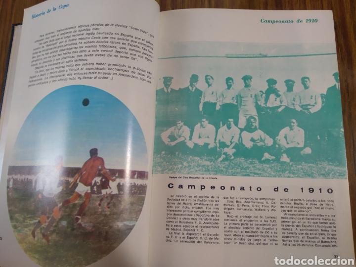 Coleccionismo deportivo: Historia del campeonato nacional de Copa 1900 1945 - 1945 1970 obra completa - Foto 19 - 198971851