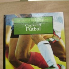Coleccionismo deportivo: ESTRELLAS DEL DEPORTE- CRACKS DEL FÚTBOL (VOLUMEN 2). Lote 199137697