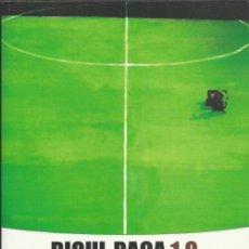 Coleccionismo deportivo: RIQUI-RACA 1.0 CUENTOS DEL FÚTBOL CANARIO.NECTARINA.2010.. Lote 199868573