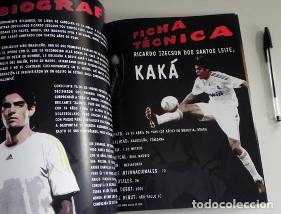 Coleccionismo deportivo: LA BÚSQUEDA DEFINITIVA CÓMIC DE KAKÁ REAL MADRID FÚTBOL BIOGRAFÍA PÓSTER - FUTBOLISTA ADIDAS ZENTNER - Foto 6 - 201215785