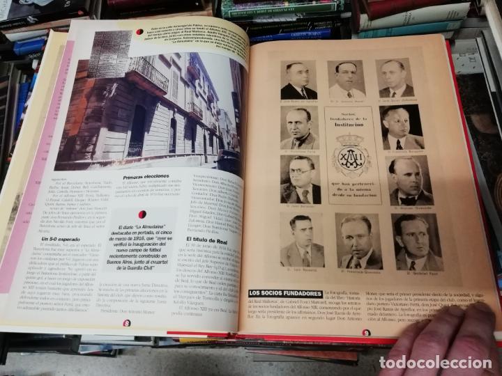 Coleccionismo deportivo: HISTORIA DEL REAL MALLORCA. EL DIA 16. 1ª EDICIÓN 1991.TODO UNA JOYA!!!!!!!!!!!!!!!!!!!!. VER FOTOS. - Foto 7 - 215713771
