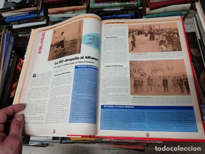 Coleccionismo deportivo: HISTORIA DEL REAL MALLORCA. EL DIA 16. 1ª EDICIÓN 1991.TODO UNA JOYA!!!!!!!!!!!!!!!!!!!!. VER FOTOS. - Foto 12 - 215713771