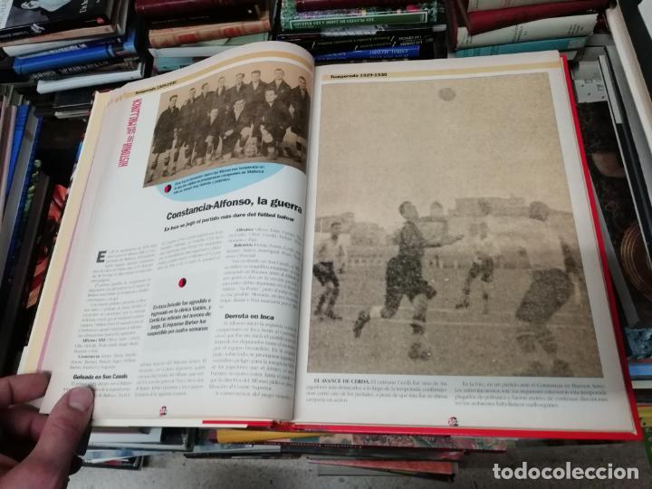 Coleccionismo deportivo: HISTORIA DEL REAL MALLORCA. EL DIA 16. 1ª EDICIÓN 1991.TODO UNA JOYA!!!!!!!!!!!!!!!!!!!!. VER FOTOS. - Foto 13 - 215713771