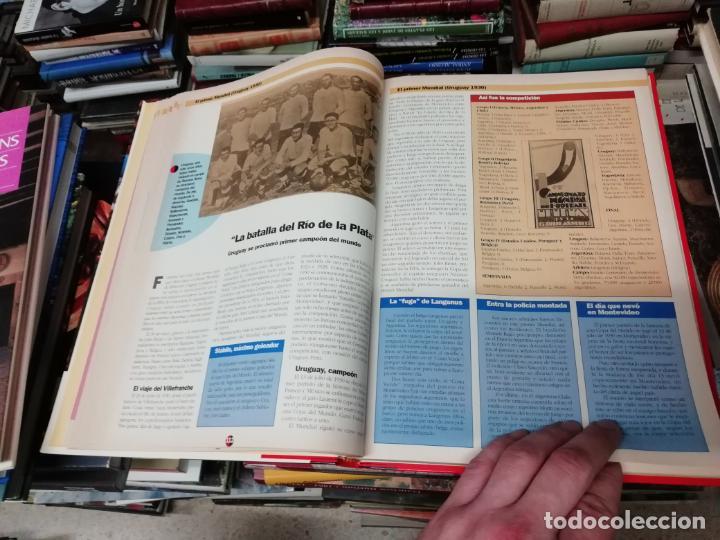 Coleccionismo deportivo: HISTORIA DEL REAL MALLORCA. EL DIA 16. 1ª EDICIÓN 1991.TODO UNA JOYA!!!!!!!!!!!!!!!!!!!!. VER FOTOS. - Foto 14 - 215713771