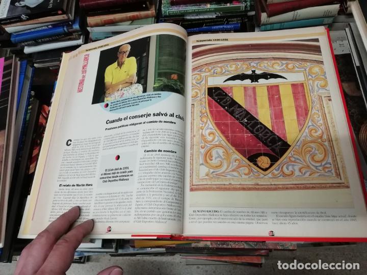 Coleccionismo deportivo: HISTORIA DEL REAL MALLORCA. EL DIA 16. 1ª EDICIÓN 1991.TODO UNA JOYA!!!!!!!!!!!!!!!!!!!!. VER FOTOS. - Foto 15 - 215713771